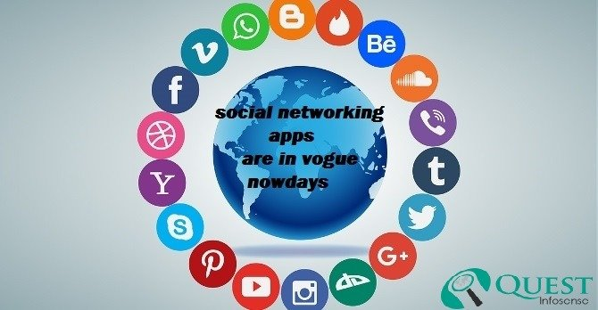 7 things important Social Networking Apps are so vogue in new generation