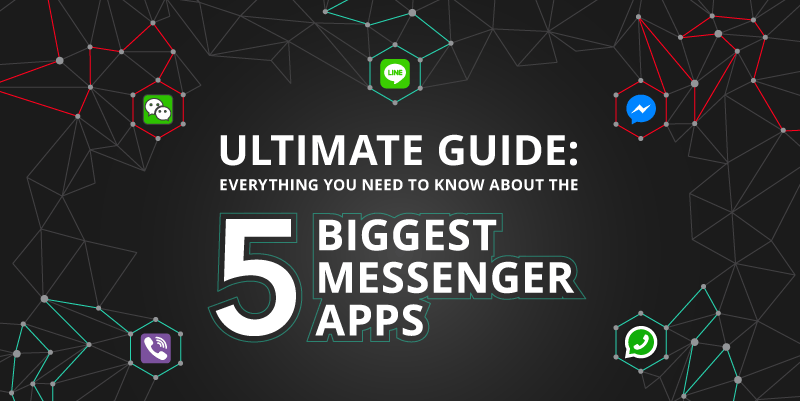 Top 5 Popular Messenger Apps you must know – The Ultimate Guide