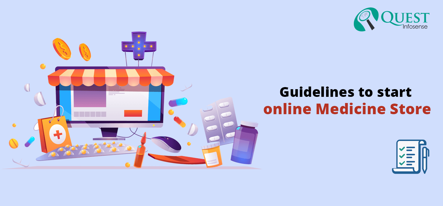 Things to take care while building your Online Medicine Store