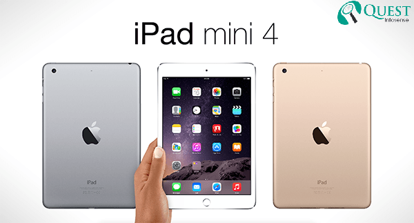 The 4 Features you must need to know about ipad Mini 4
