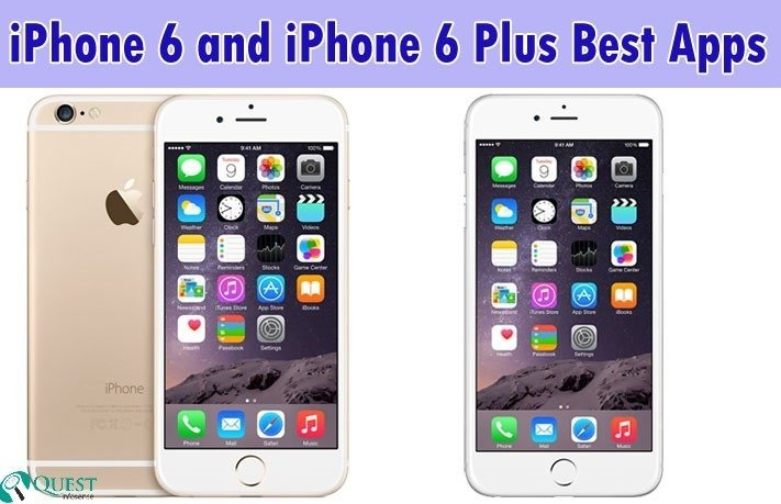 The very best 5 apps: must try in your new iPhone 6S or 6S Plus