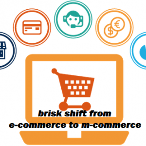 Technology Shift: Moving from eCommerce to mCommerce