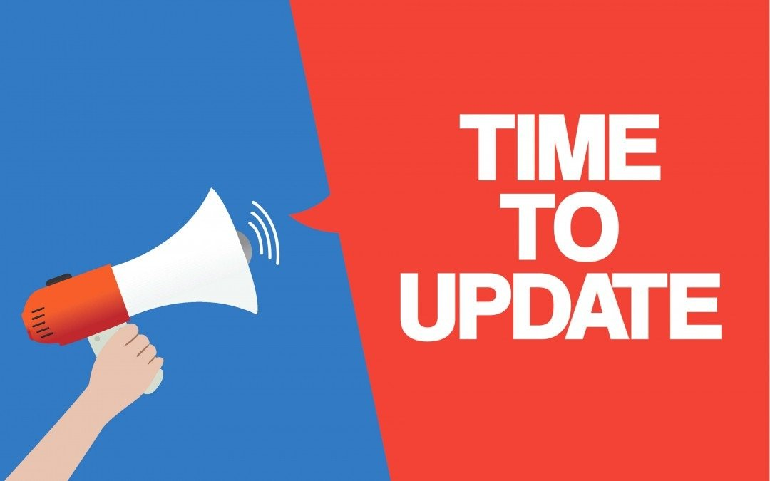 Your Mobile App needs an update!
